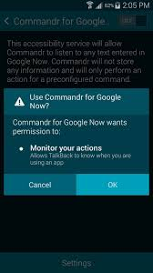 how to fully control your galaxy s5 with google now commands u2014no