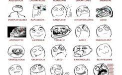 All The Meme Faces - rage comics funny internet meme faces you ll love memeshappy com
