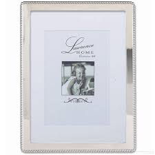 rounded corner bead silver classic 8x10 5x7 frame by lawrence rounded corner bead silver classic 8x10 5x7 frame by lawrence