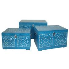 three hands decorative trunk80089 decor furniture city