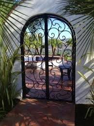 image result for wrought iron doors pn fin s