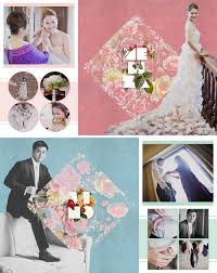 8x10 wedding photo album 8x10 wedding album layout justmarried vinoandmeliza