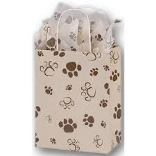 bags with bows brown custom retail shopping bags gift bags bags bows