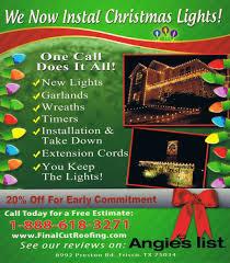 christmas light installation utah breathtaking christmas lights installation houston utah calgary san