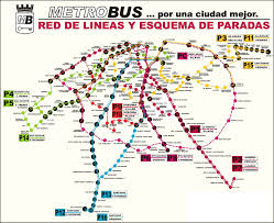 Santiago Metro Map by Transport In Cuba Viazul Timetable 2017 Train Timetable