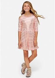 tween plus size dresses sizes 10 20 plus justice
