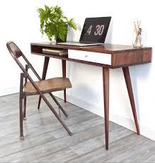 Modern Desks Canada Diy Mid Century Modern Desk Mebluszki Pinterest Mid Century