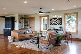 Open Concept Floor Open Concept Decorating Lessons From Fixer Pender Peony