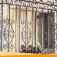 wrought iron window grills ornamental iron window grills design