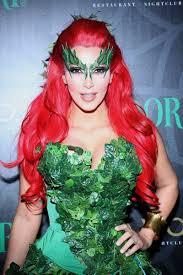 party city halloween costumes 2011 kim kardashian as poison ivy for halloween hawtcelebs hawtcelebs
