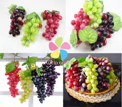 popular grapes decoration buy cheap grapes decoration lots from