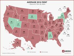 100 cheapest rent in the country here u0027s how much space