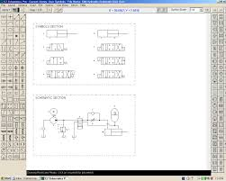 component electrical circuit diagram software electronic circuit