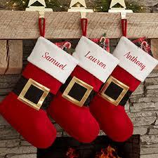 personalized santa belt