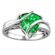 green wedding rings the of emerald wedding rings criolla brithday wedding