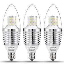 e12 led bulb 3000k amazon com