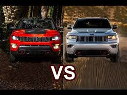 difference between jeep grand laredo and limited 2017 jeep compass vs 2017 grand drive exterior