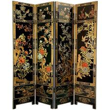 Decorative Room Divider by Decorative Room Dividers U0026 Screens Folding Privacy Screens On
