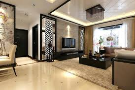 chinese new year living room decorations interior model in max