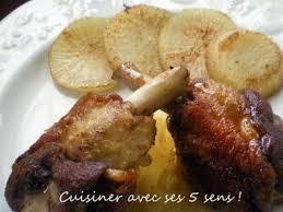 comment cuisiner des manchons de canard les meilleures recettes de canard et navets
