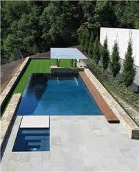 best 25 modern pool and spa ideas on pinterest backyard lap