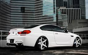 stancenation bmw m6 dub magazine bmw m6 white on white