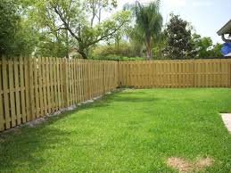 Types Of Backyard Fencing Types Of Fences