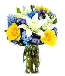 White Floral Arrangements Centerpieces by Yellow White Flower Arrangements U2013 Eatatjacknjills Com