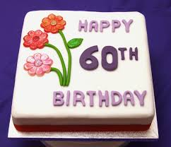 60 year birthday pictures of birthday cakes for 60 year woman best 25