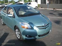 Yaris Sedan 2008 2008 Toyota Yaris Sedan In Jade Sea Metallic 249348 Jax Sports