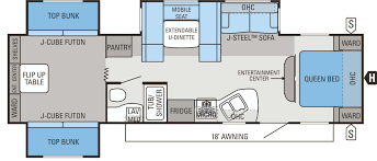 Zinger Travel Trailers Floor Plans Travel Trailers With Bunk Beds Floor Plans Carpet Vidalondon
