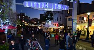 san antonio tree lighting 2017 little italy tree lighting and christmas village dec 2 osidenews