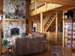 log home photos fireplaces u0026 special spaces u203a expedition log