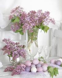 Easter Table Decorations On Pinterest 23 adorable lilac decorations easter decoration and lilacs