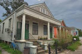 shotgun house the new orleans shotgun house archi dinamica architects inc