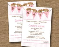 Christian Baby Shower Favors - puppy baby shower etsy