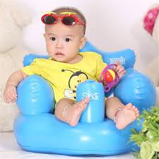 siege bebe gonflable siège de bain salle à manger chaise bébé canapé gonflable pvc