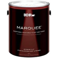 Interior Flat Paint Self Priming Paint For Walls Interior Matte Marquee
