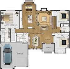 the foxstone ii floor plans ontario home builders