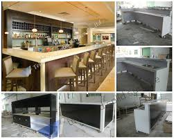coffee shop furniture wood coffee bar counter design buy wood