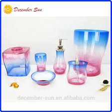 Cracked Glass Bathroom Accessories Cracked Glass Bathroom Accessories Cracked Glass By Moda Sea