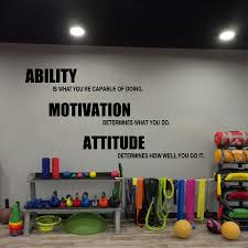 popular motivational wall quotes buy cheap motivational wall gym wall decals vinyl poster motivational fitness quotes wall stickers ability motivation