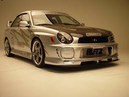 widebody subaru impreza hatchback 2002 2003 subaru impreza wrx body kit pur frp cars pinterest