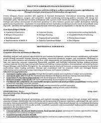director of finance resume finance resume templates 28 free word pdf documents download