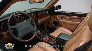 2009 bentley arnage interior 133265 1997 bentley azure tourer youtube