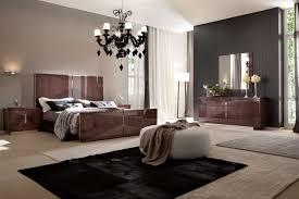 handmade wall decoration dark brown wooden canopy bed fluffy round