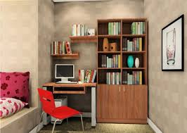 simple design study room 3d house