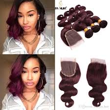 bob hair extensions with closures 2018 bob hair body wave weft extension peruvian indian brazilian