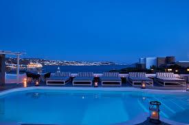 mykonos princess hotel 5 star boutique hotel in agios stefanos