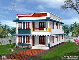 front elevation of single floor house kerala ground inspirations